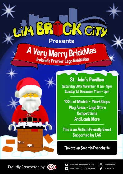 LimBrick City - A Very Merry BrickMas