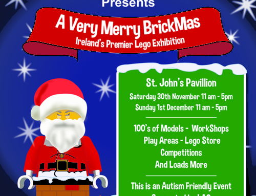 LimBrick City – A Very Merry BrickMas