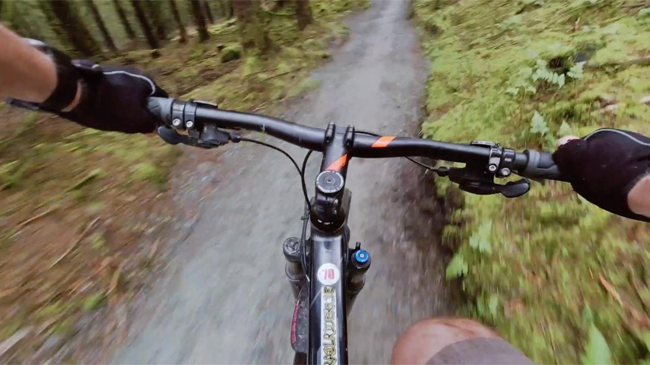 Ballyhoura Bike Trail