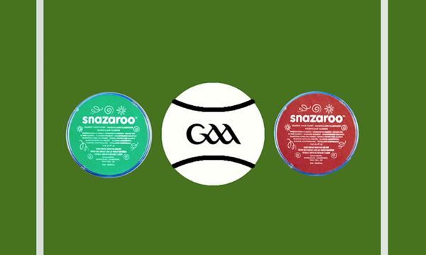 Snazaroo GAA Promo