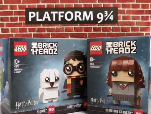 Harry Potter Lego Promo