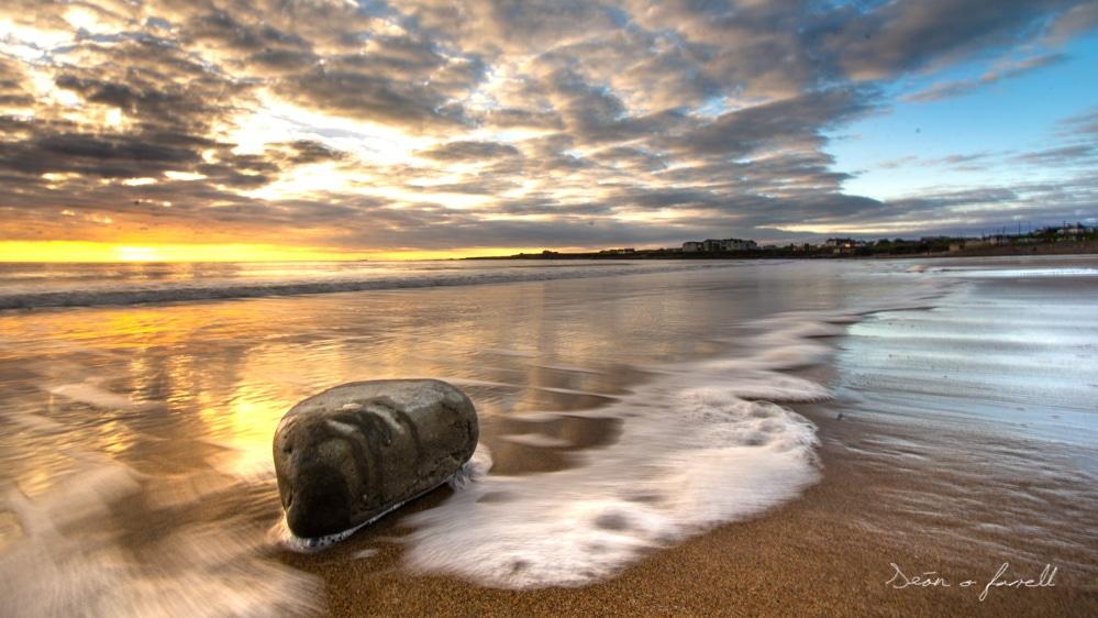 Sun Sand and Shutter Speed - Spanish Point 2