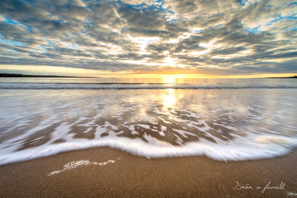 Sun Sand and Shutter Speed - Spanish Point 1